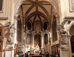 Ancient Venetian Church