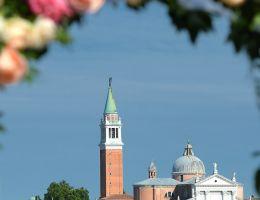 Vista su Isola di San Giorgio Venezia
