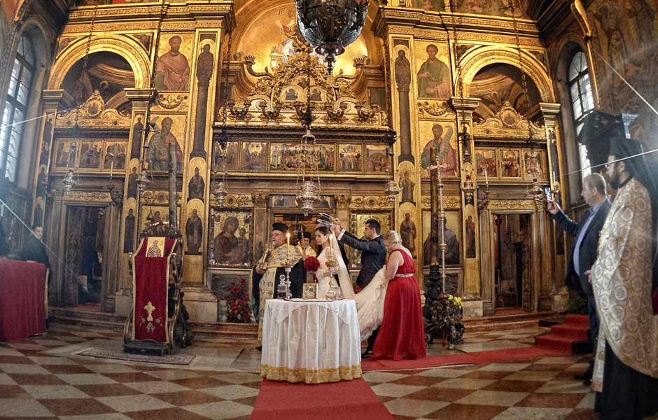 Greek Orthodox Ceremony